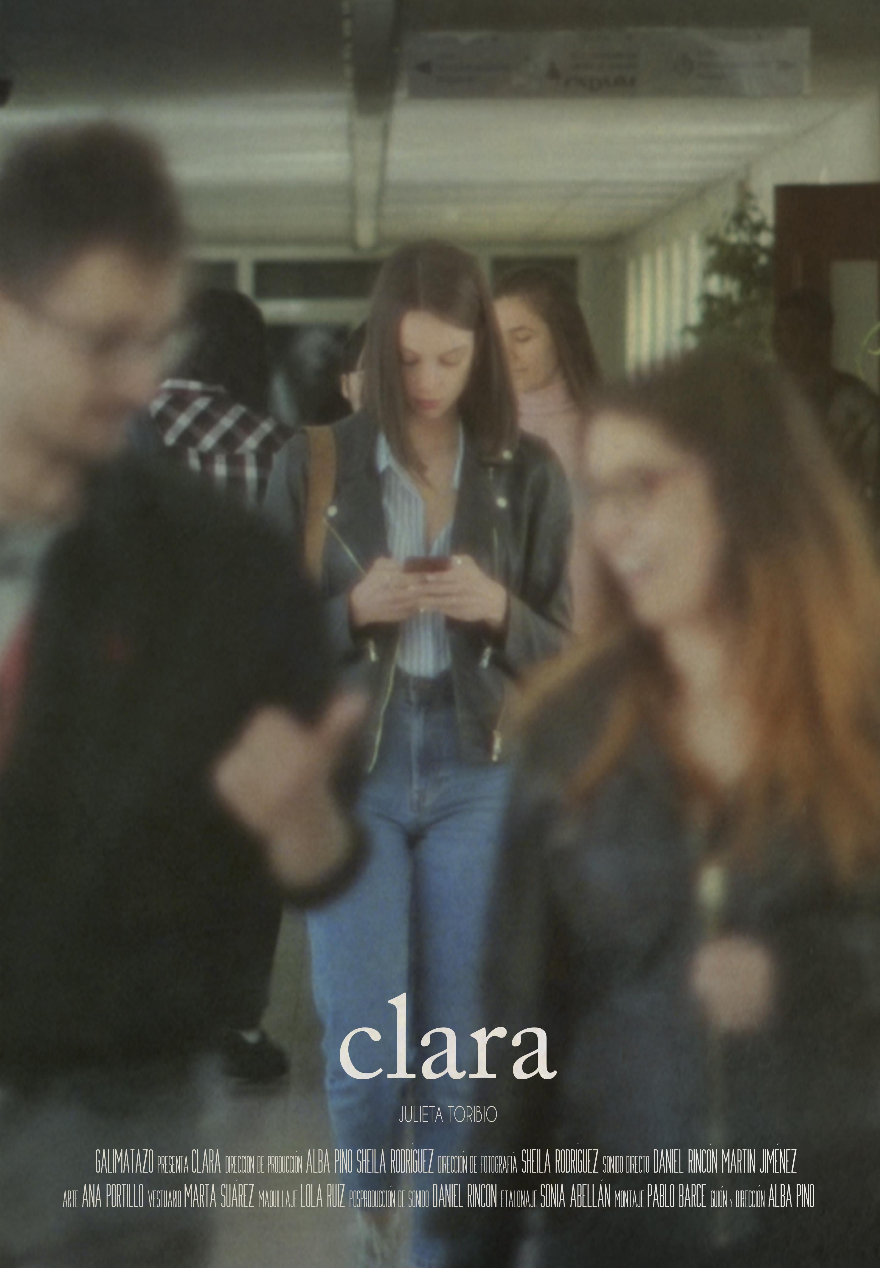 Póster-Clara